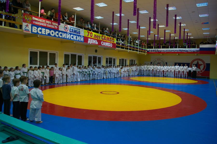 Пермская федерация айкидо провела зимний зачет