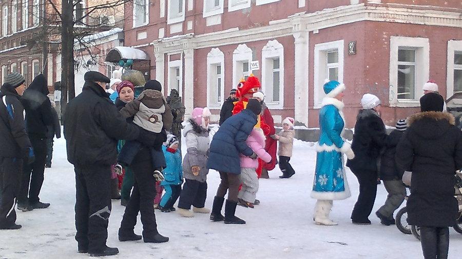 Пермские дети отправили письма Деду Морозу