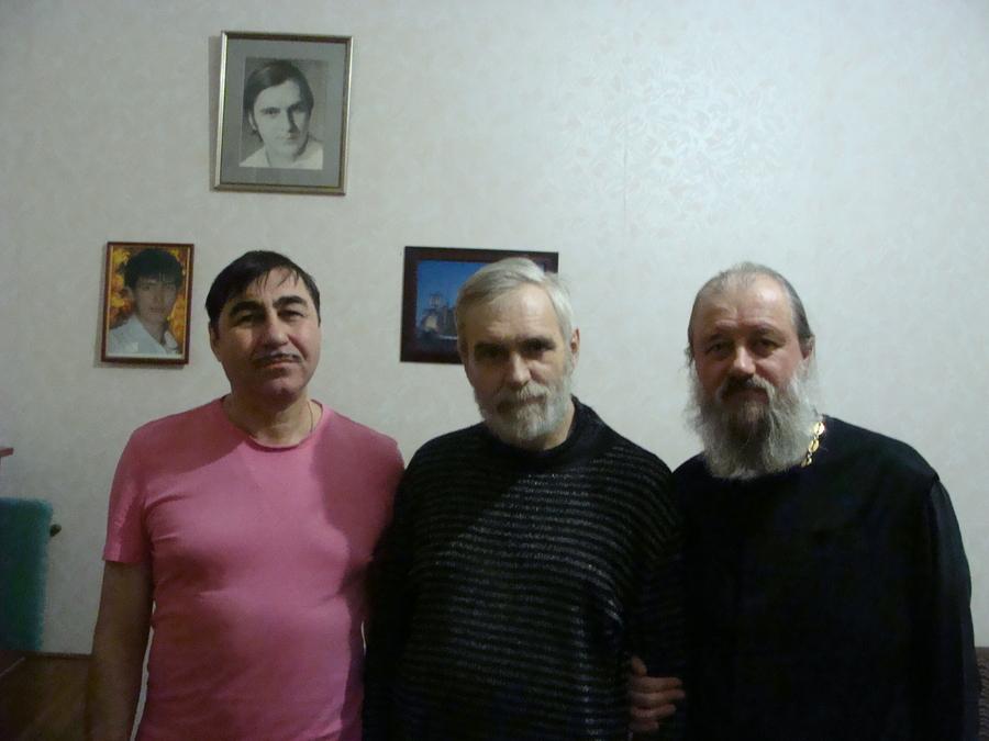 Рейс Белого парохода.  В гостях у патриарха пермских композиторов - фото 1