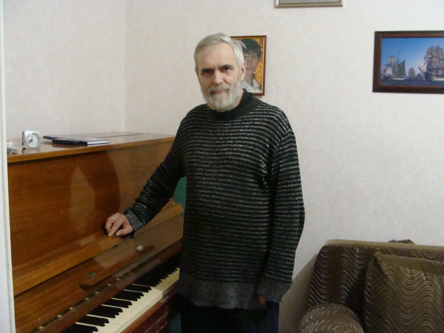 Рейс Белого парохода.  В гостях у патриарха пермских композиторов - фото 7