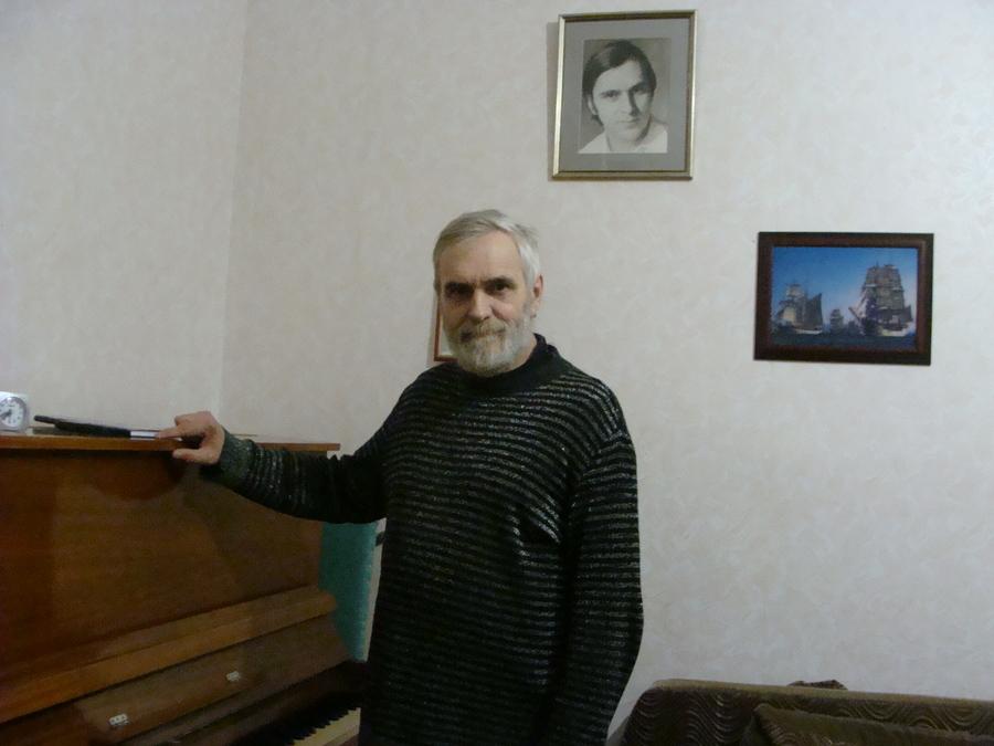 Рейс Белого парохода.  В гостях у патриарха пермских композиторов - фото 8