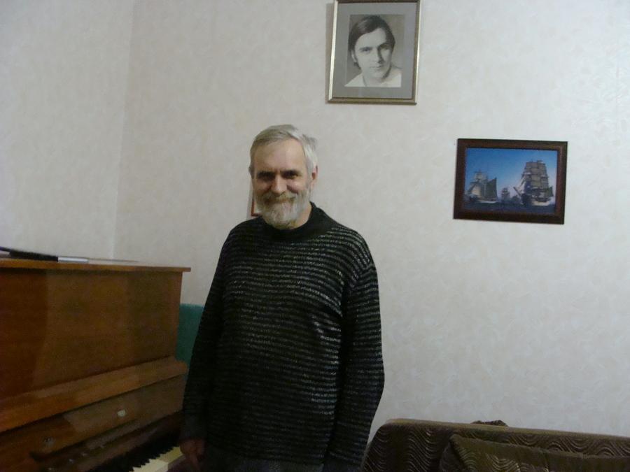 Рейс Белого парохода.  В гостях у патриарха пермских композиторов - фото 9