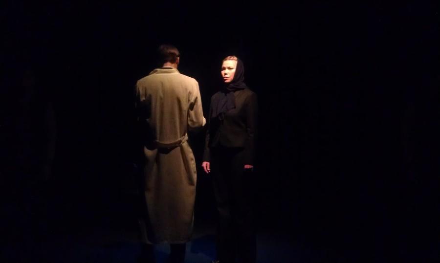 Сегодня в Перми в театре «Сцена – Молот» была «Жара»