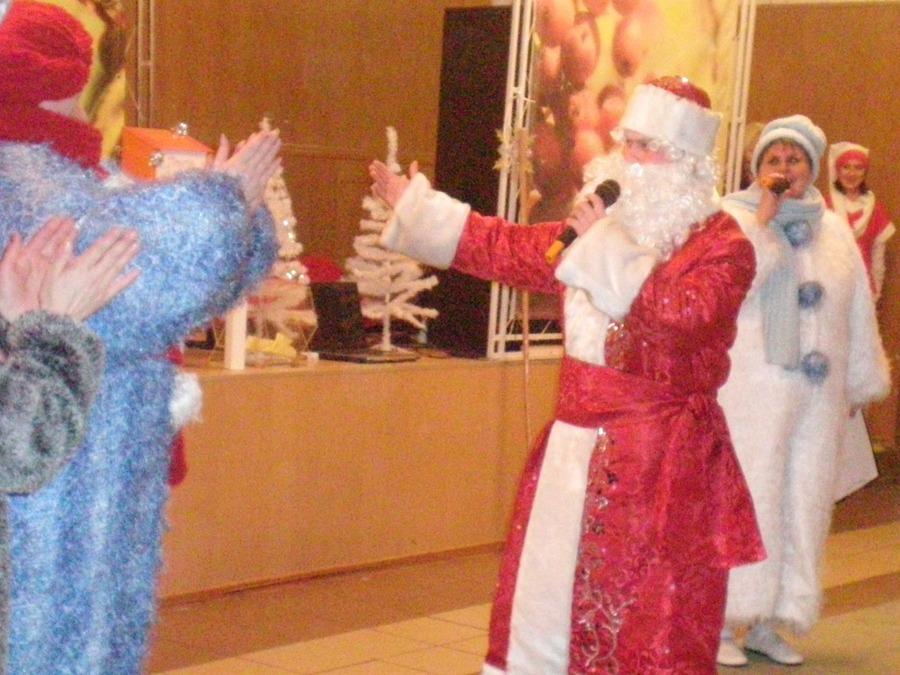 В Перми прошла ассамблея Дедов Морозов Пермского края