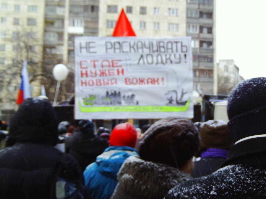 Митинг «За честные выборы». Серия вторая - фото 8