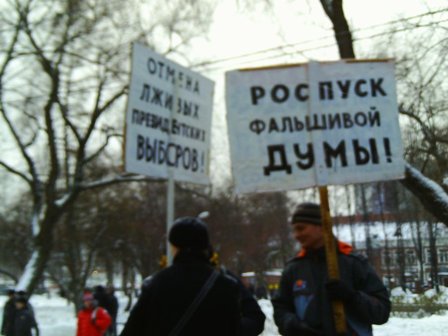 Митинг «За честные выборы». Серия вторая - фото 20