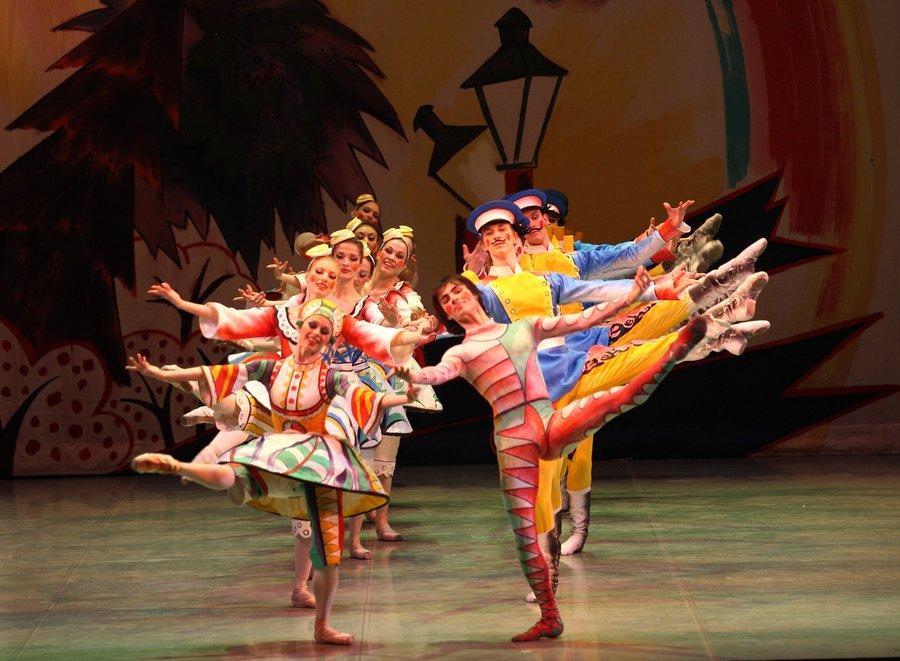 Счастливые дни Пермского балета