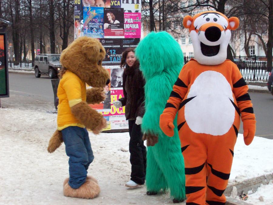 В Перми прошел день объятий - фото 1