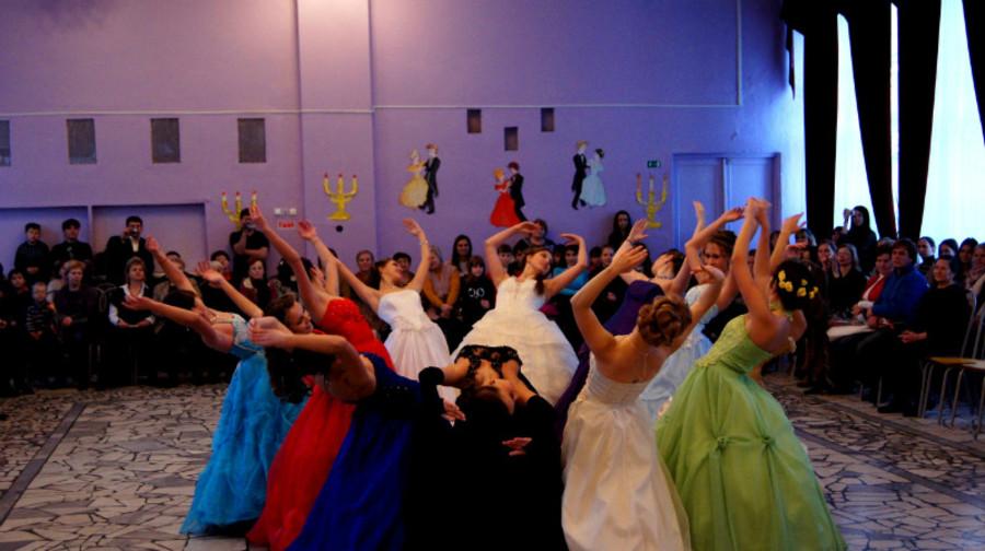В пермской школе устроили сказочный бал - фото 5