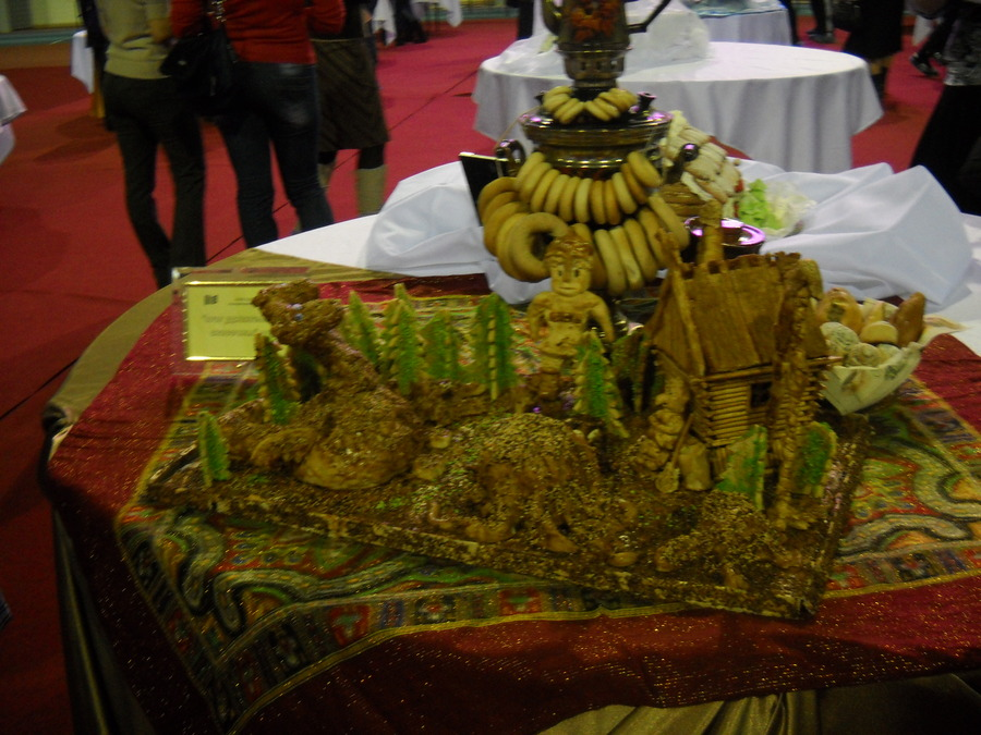 В Перми прикамские кулинары показали своё мастерство