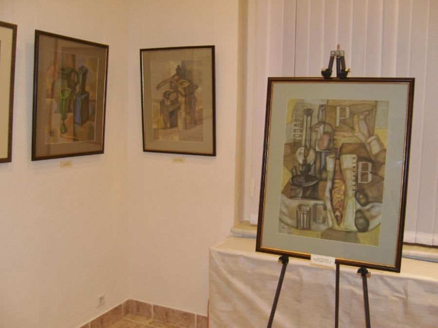«Безграничность» в пермской галерее «Марис-Арт»