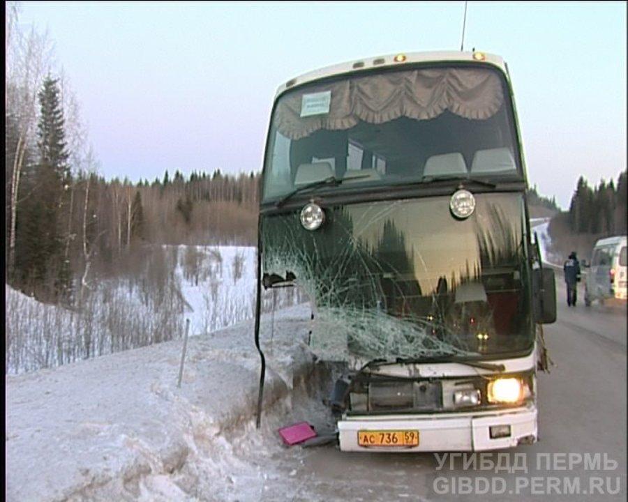 На автодороге Пермь — Березники погибли пять человек