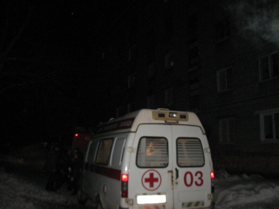 Шесть человек погибли сегодня ночью на пожаре в Березниках - фото 1