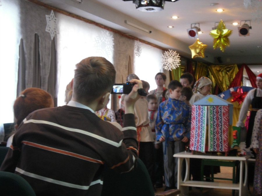 В Пермском крае продолжаются народные гуляния - фото 1