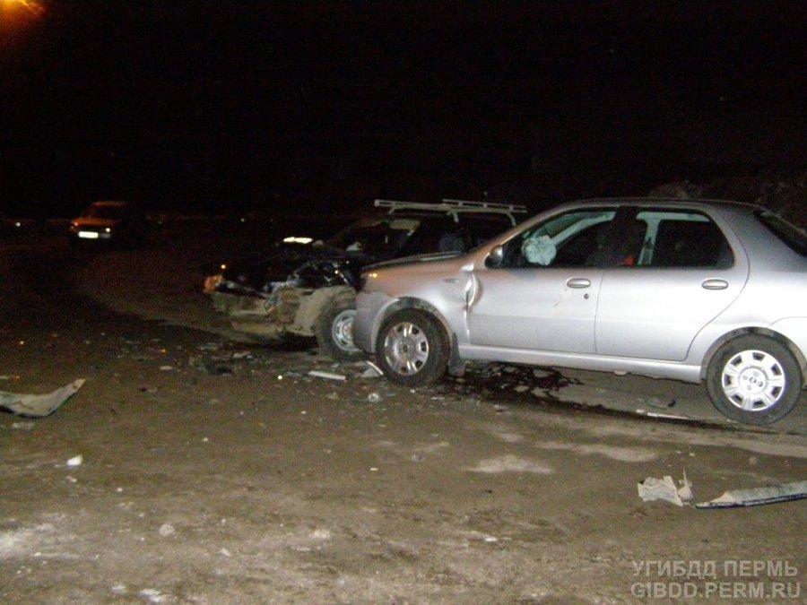 В Лысьве в автоаварии пострадал шестиклассник - фото 1