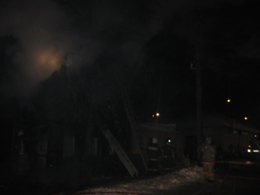 Пожар в Мотовилихинском районе Перми унес две жизни