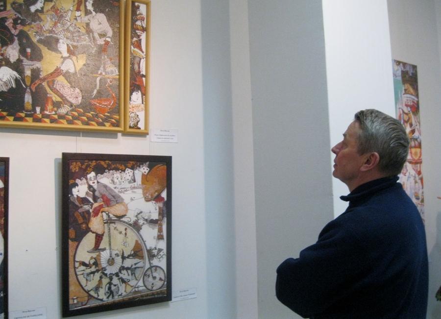 Петр Фролов и Наталья Тур в Перми - фото 1