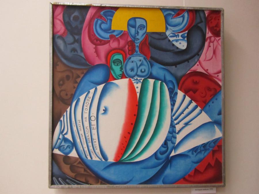 Малоизвестная выставка известного художника Мансура Закирова