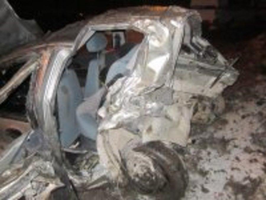 В Перми в автоаварии погибла женщина и травмирован ребенок