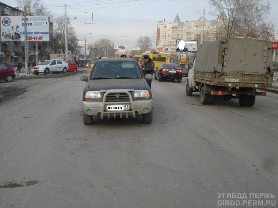 В Перми попал под колеса 7-летний мальчик - фото 1