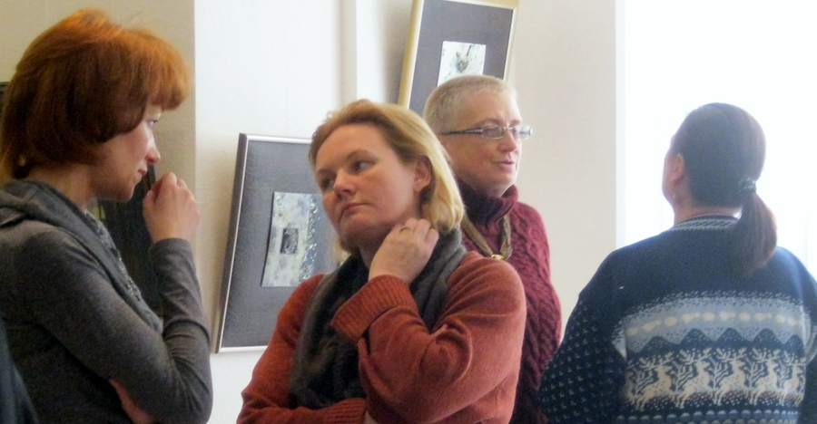 В «Марис-Арт» почтили память пермского художника
