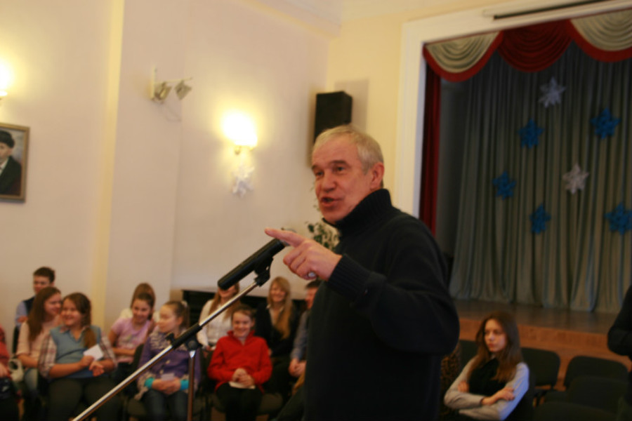 Сергей Гармаш в Перми