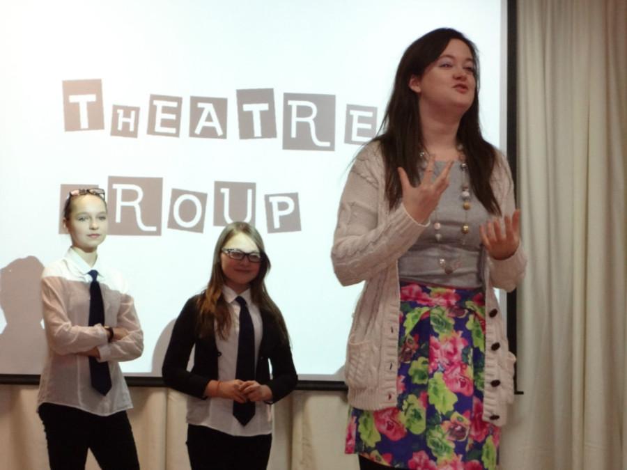 Пермские школьники показали музыкальный спектакль на английском языке