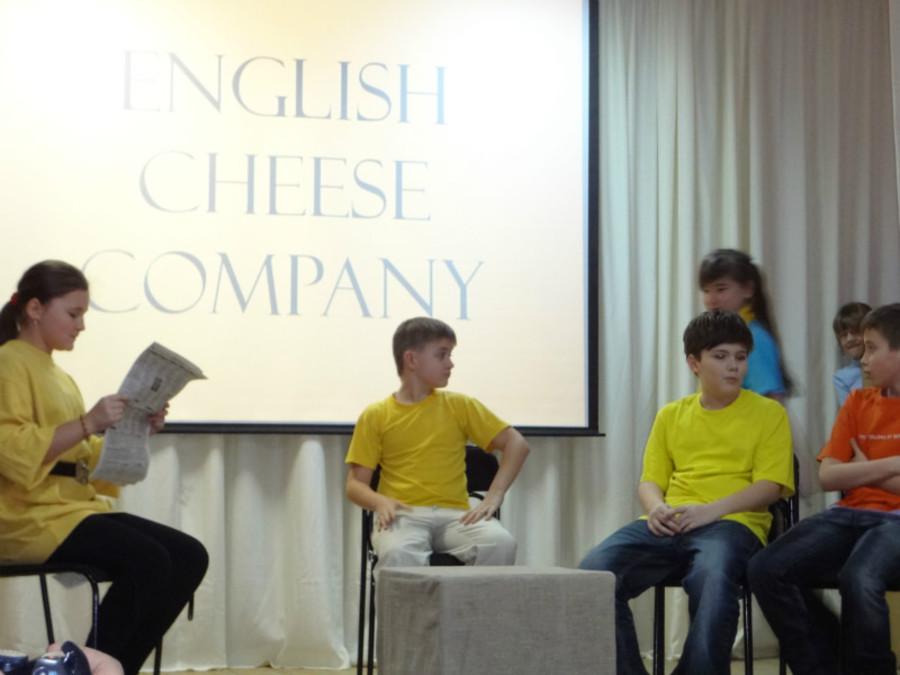 Пермские школьники показали музыкальный спектакль на английском языке - фото 2