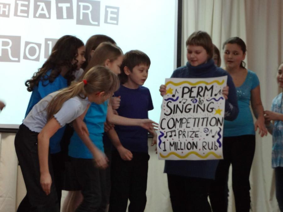 Пермские школьники показали музыкальный спектакль на английском языке - фото 5