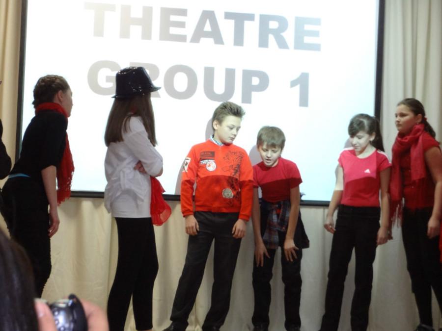 Пермские школьники показали музыкальный спектакль на английском языке - фото 6