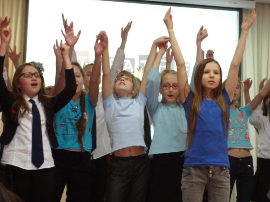 Пермские школьники показали музыкальный спектакль на английском языке - фото 7
