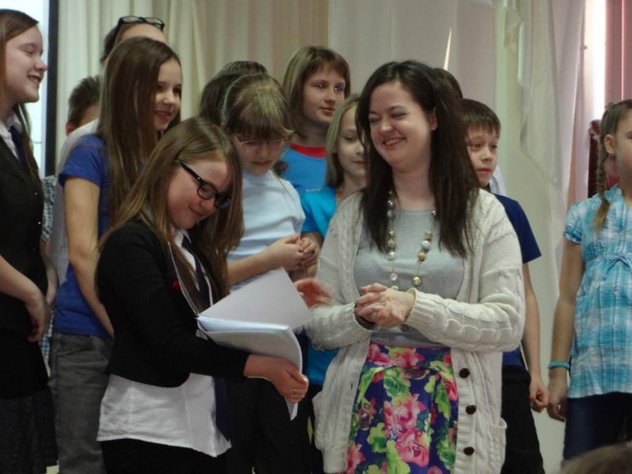 Пермские школьники показали музыкальный спектакль на английском языке - фото 10