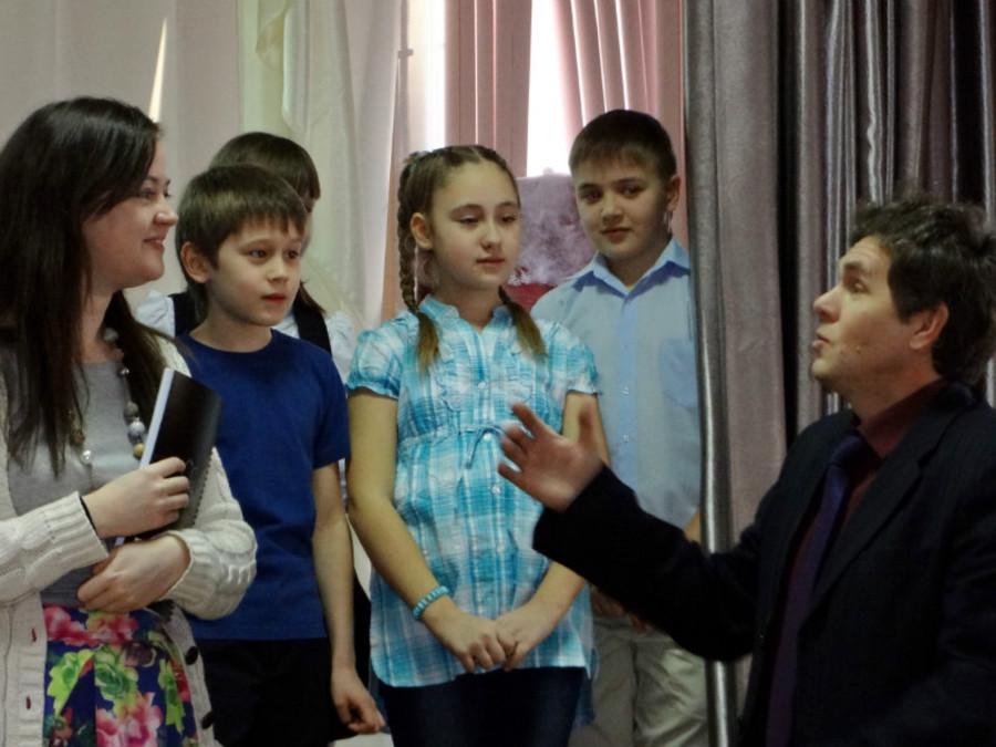Пермские школьники показали музыкальный спектакль на английском языке - фото 11