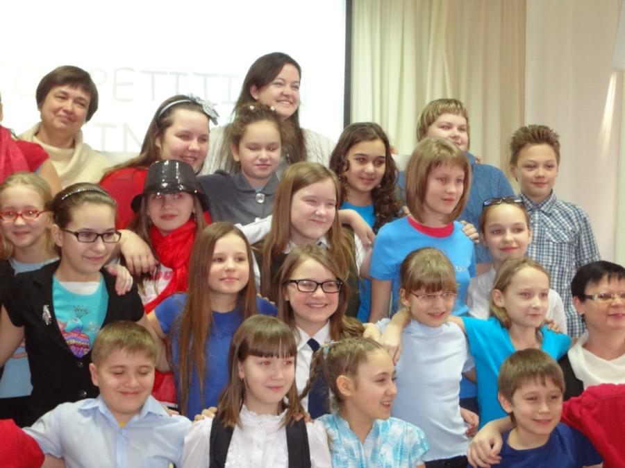 Пермские школьники показали музыкальный спектакль на английском языке - фото 12