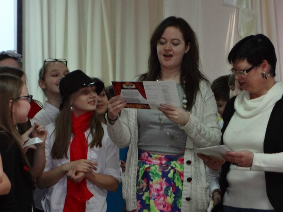 Пермские школьники показали музыкальный спектакль на английском языке - фото 13