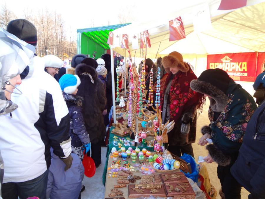 Вчера в парке имени Горького пермяки чеканили себе монеты