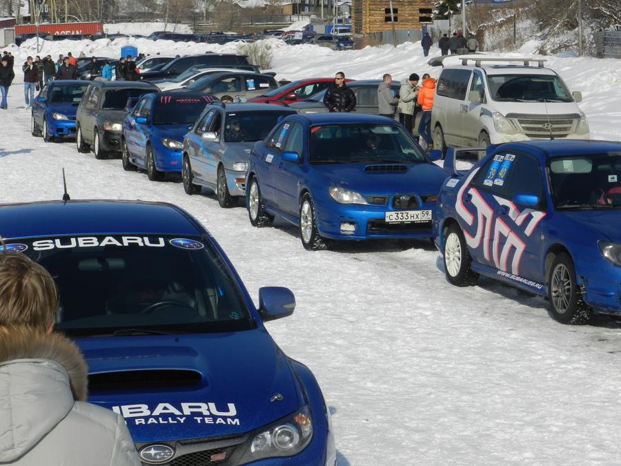 В Перми по Мотовилихинскому пруду гоняли на автомобилях