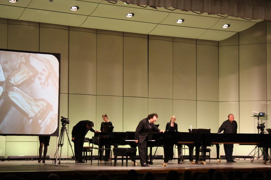 Фортепьянный квартет взорвал зал Пермской филармонии - фото 2