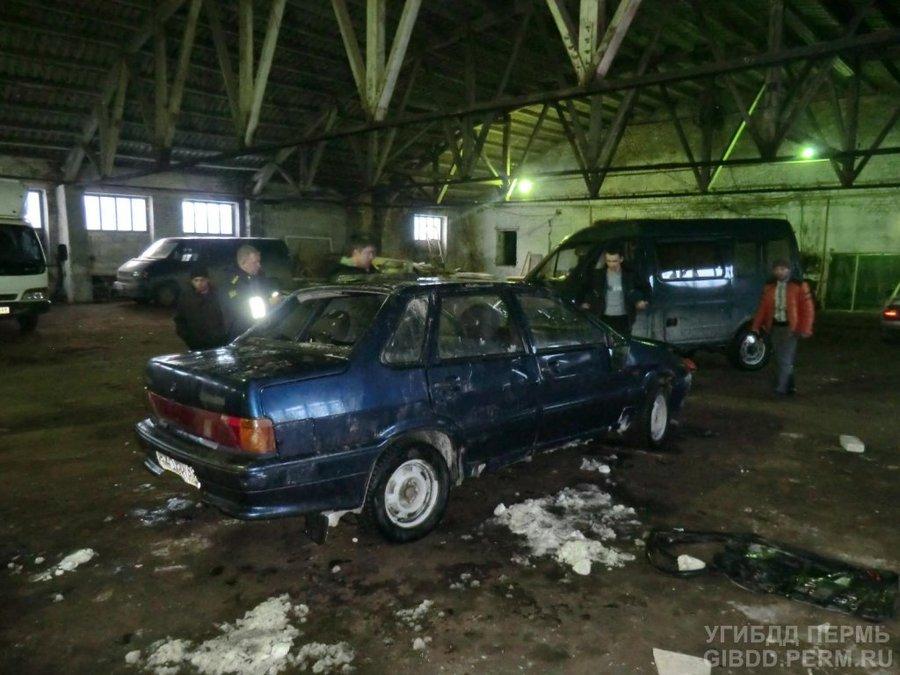 В Гремячинском районе водитель перевернул автомобиль - фото 1