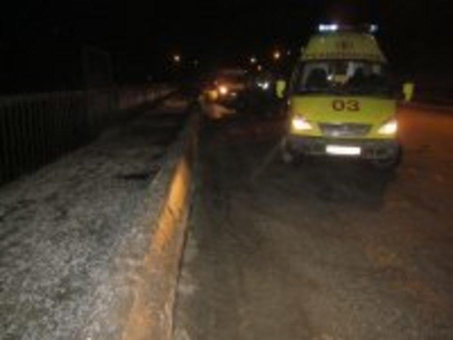 В Перми неизвестный водитель задавил дорожного рабочего