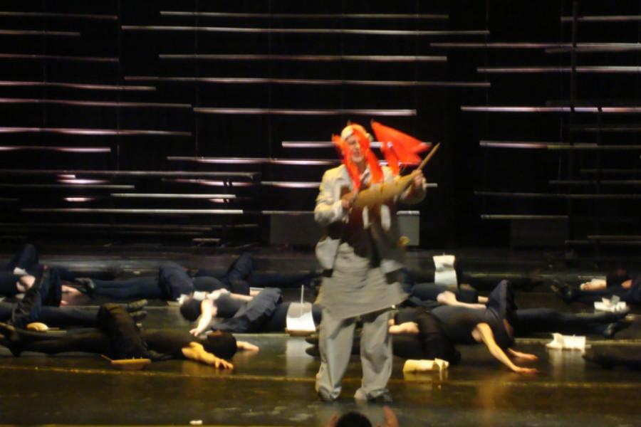 Пермский Театр-Театр поднял «Алые Паруса» - фото 3