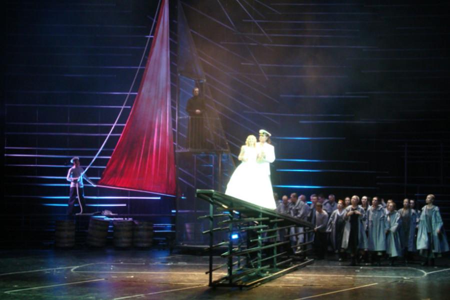 Пермский Театр-Театр поднял «Алые Паруса» - фото 10