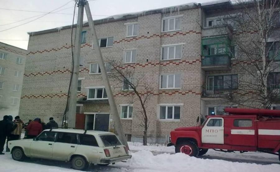 В Кунгурском районе на пожаре в селе Моховое погибли 5 мальчиков и 2 девочки