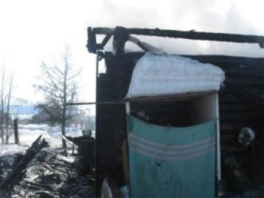На пожаре в Перми погибли две девочки и мальчик - фото 2