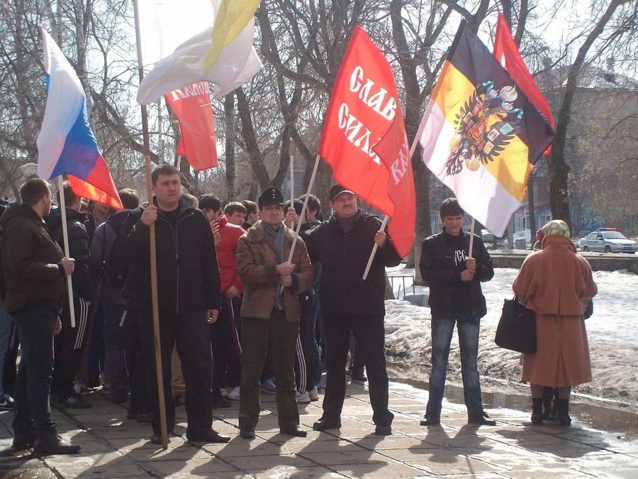 В Перми прошло шествие против наркотиков - фото 1