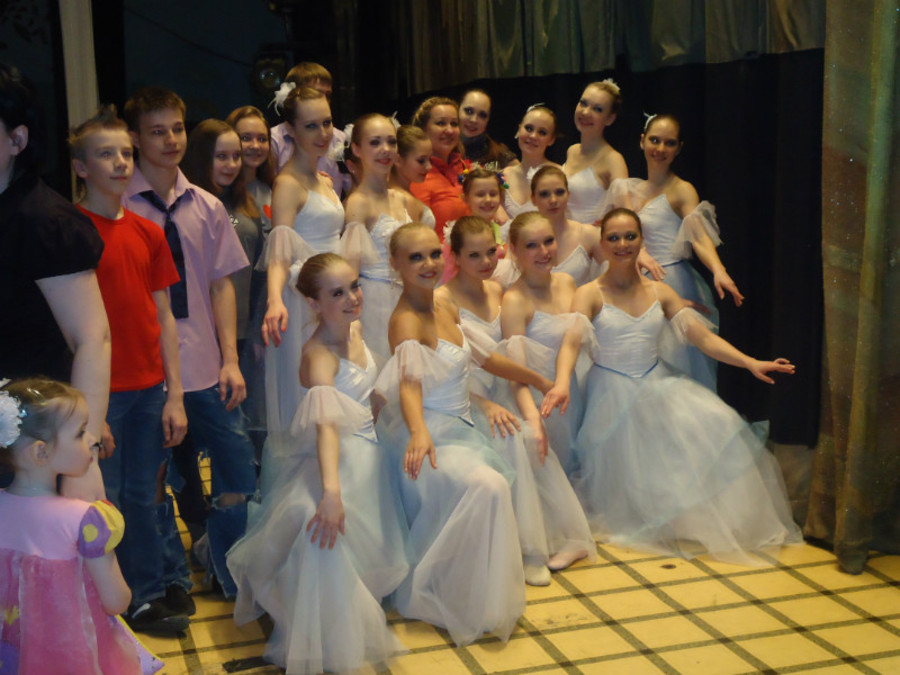 В Перми состоялся показательный концерт  «Здравствуй весна!» - фото 5