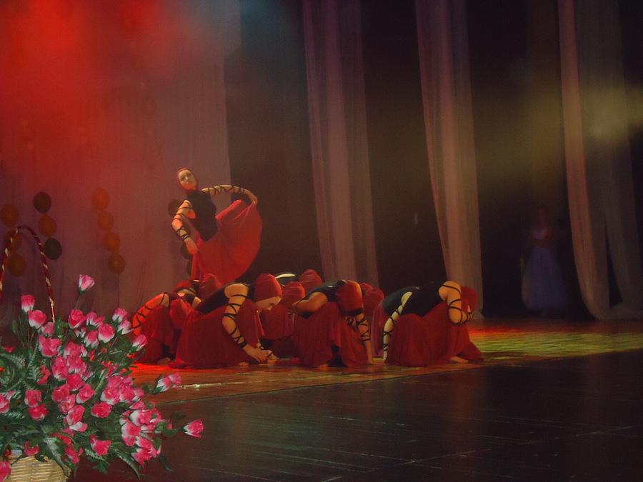 В Перми состоялся показательный концерт  «Здравствуй весна!» - фото 11