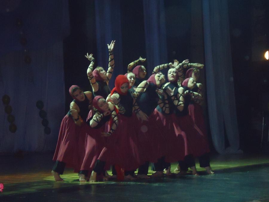В Перми состоялся показательный концерт  «Здравствуй весна!» - фото 13