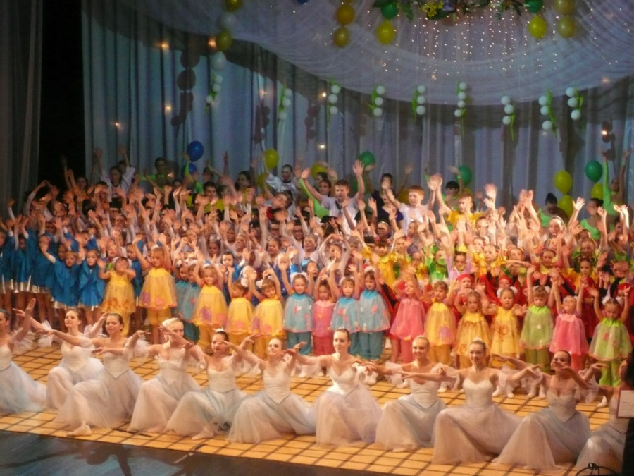 В Перми состоялся показательный концерт  «Здравствуй весна!» - фото 16
