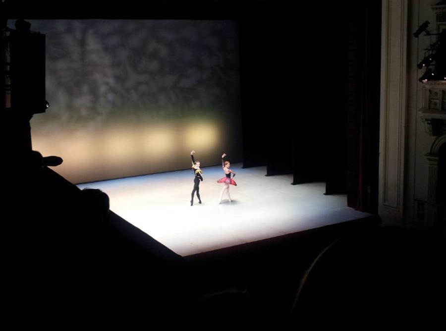 И даже в области балета мы впереди... - фото 9